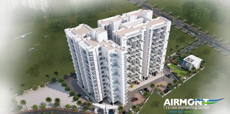air-mont Images for Elevation of Pragati Air Mont