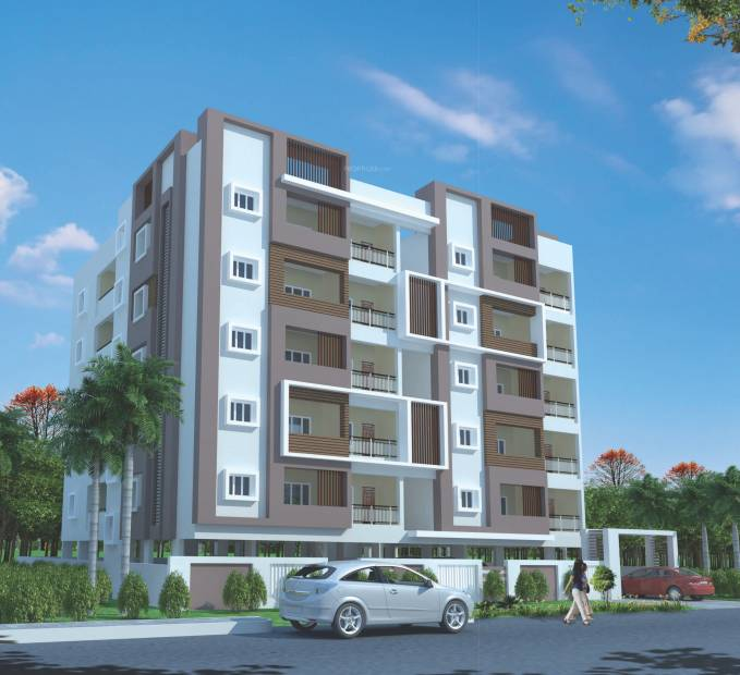 Images for Elevation of Rathi Sri Tirumala Almond