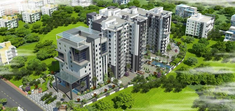 Images for Elevation of Keerthi Surya Shakti Towers