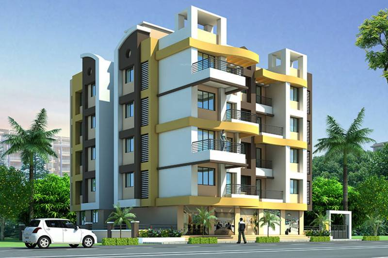 Images for Elevation of Panvelkar Lotus