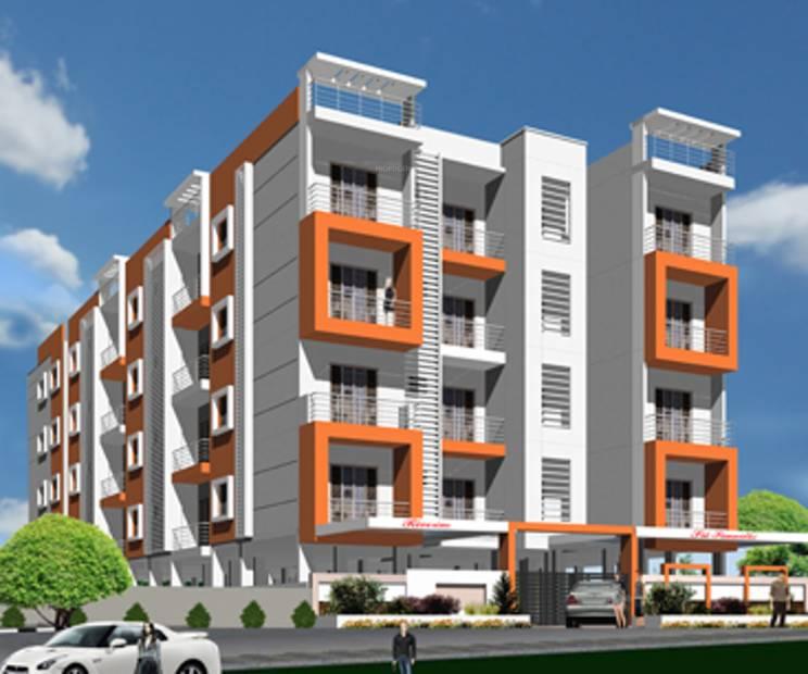 Images for Elevation of SV Projects Riverine Shri Sannidhi