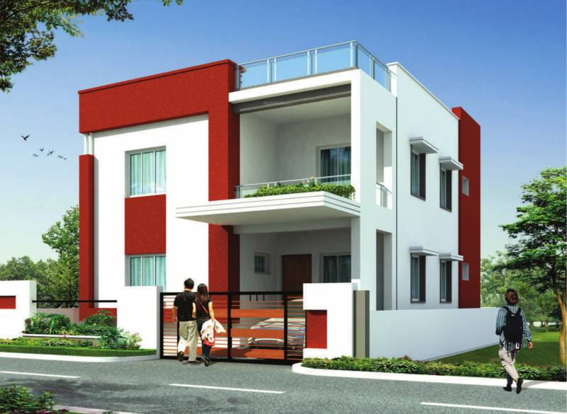 shangrila-villas Images for Elevation of ZR Shangrila Villas