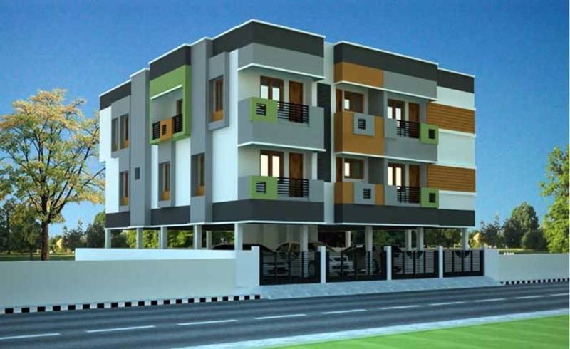 Images for Elevation of GK Properties Dwaraka