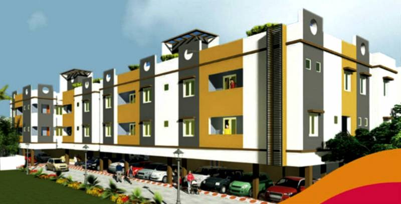 Images for Elevation of GK Bheemeswar Gardens
