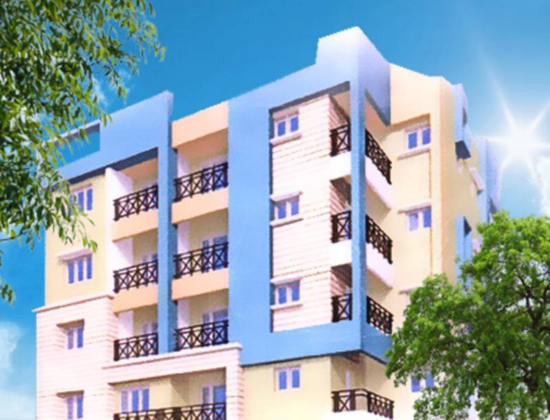 Images for Elevation of Gangotri Apartment