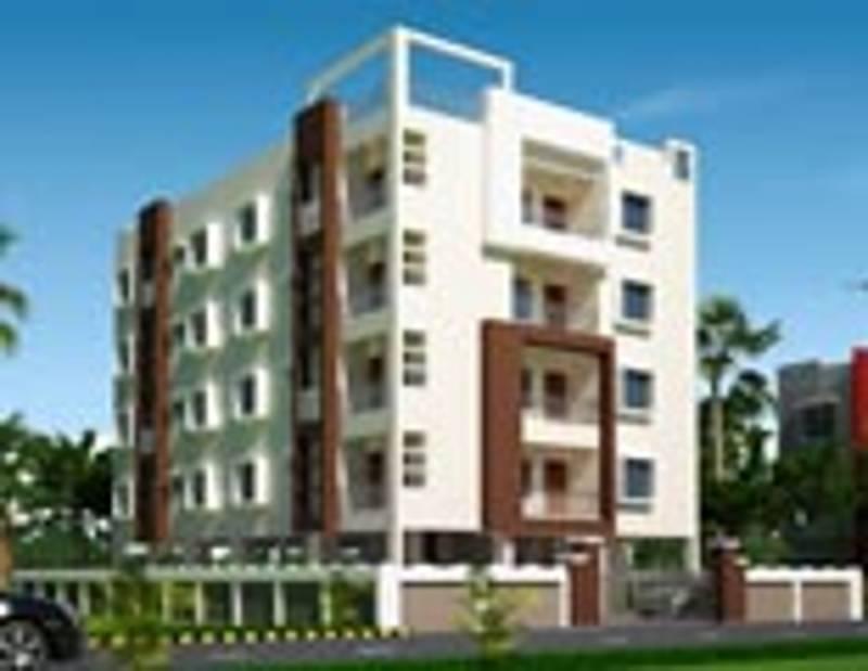 Images for Elevation of Swastik Niladri Enclave