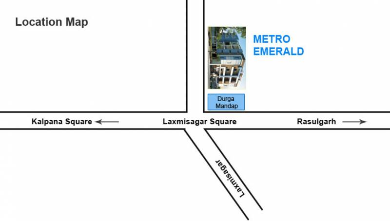Images for Location Plan of Metro Emerald