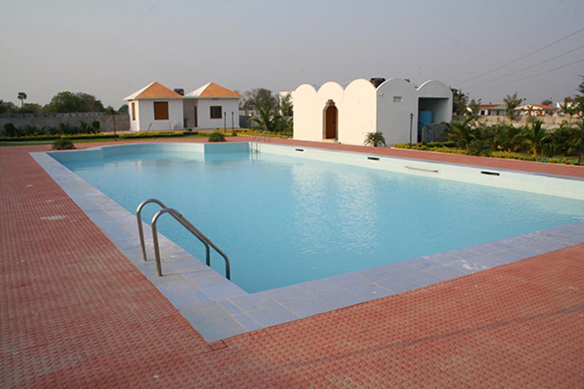 2700 Sq Ft Plot For Sale In Avc Sita Residency Maheshwaram