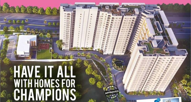 Images for Elevation of Bren Champions Square