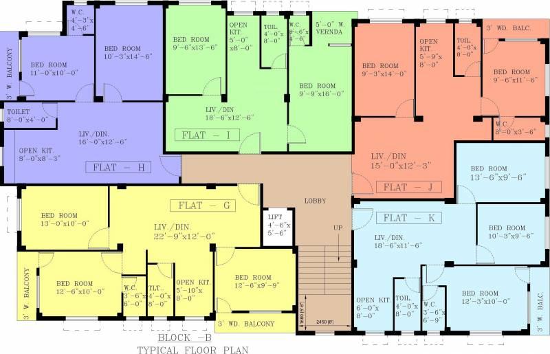 anandi-villa Images for Cluster Plan of Rechi Anandi Villa