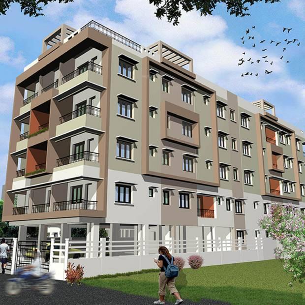 anandi-villa Images for Elevation of Rechi Anandi Villa