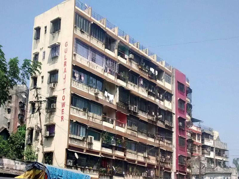 Images for Elevation of Reliable Gulraj Tower