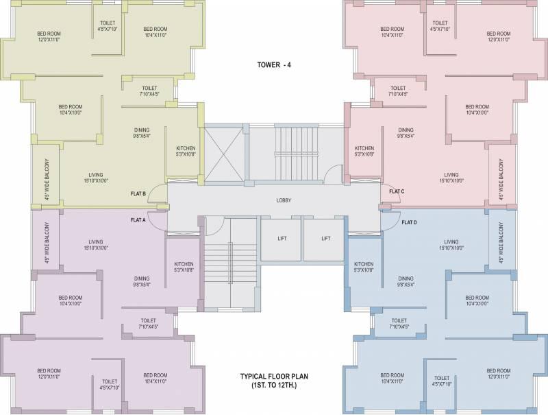 Images for Cluster Plan of Unimark Merlion