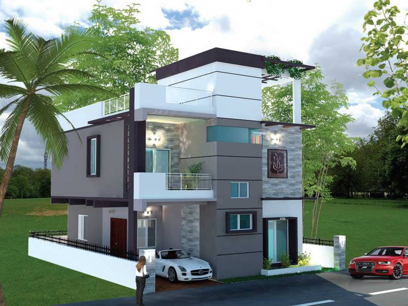 Images for Elevation of Apna Home Land