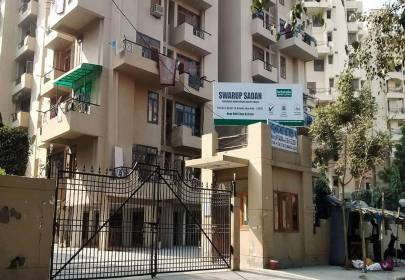 Images for Elevation of CGHS Group Swaroop Sadan
