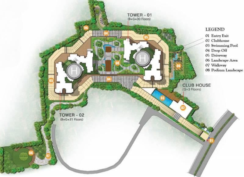 Images for Site Plan of Prestige Valley Crest