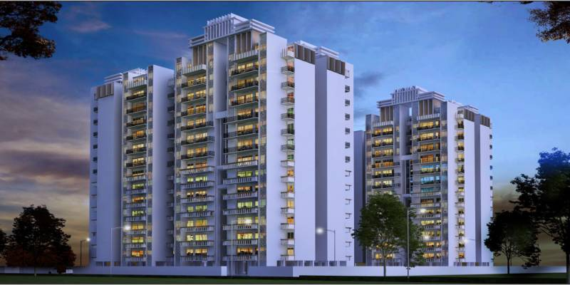 Images for Elevation of Shri Balaji BCC Blue Mountain