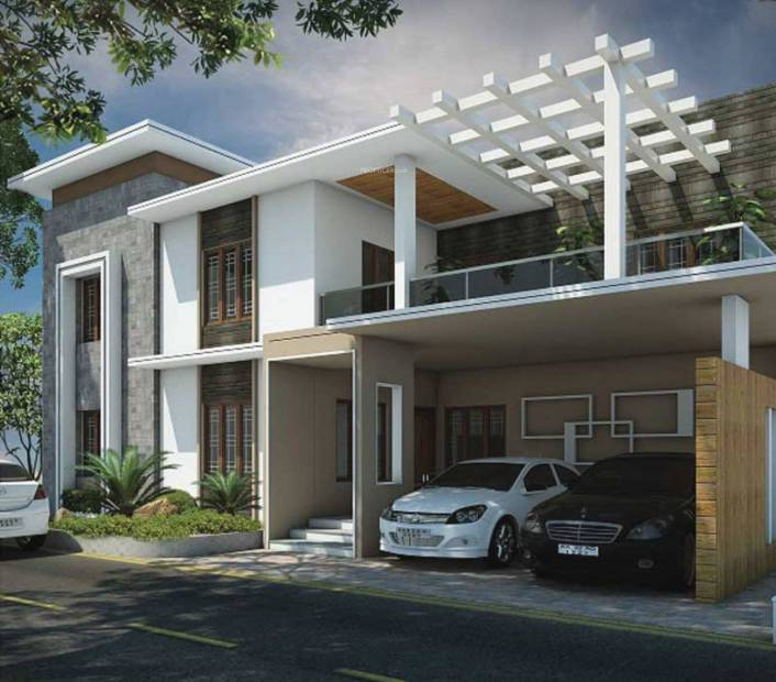 Images for Elevation of MPS Apstone Villas