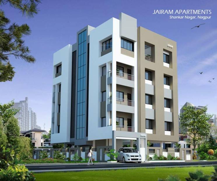 Images for Elevation of Maharshee Jairam Apartments