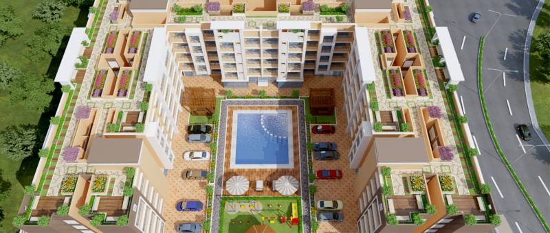Images for Elevation of Suresh Kashinath Haware Haware Paradise