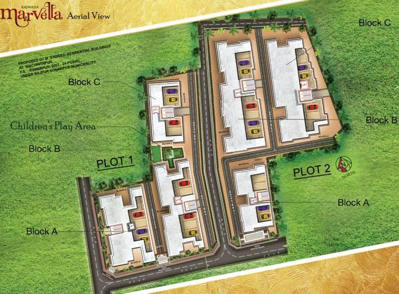 Images for Layout Plan of Rajwada Marvella