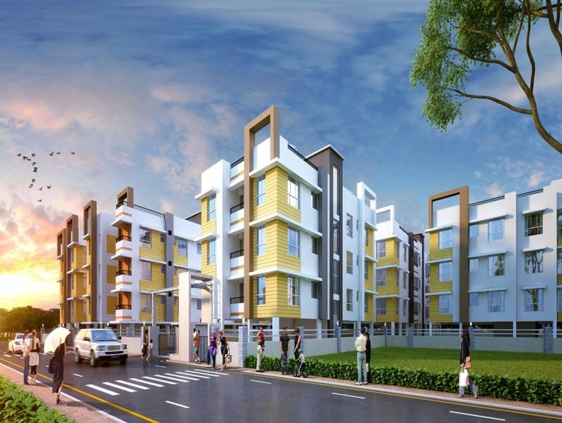 Images for Elevation of Rajwada Marvella