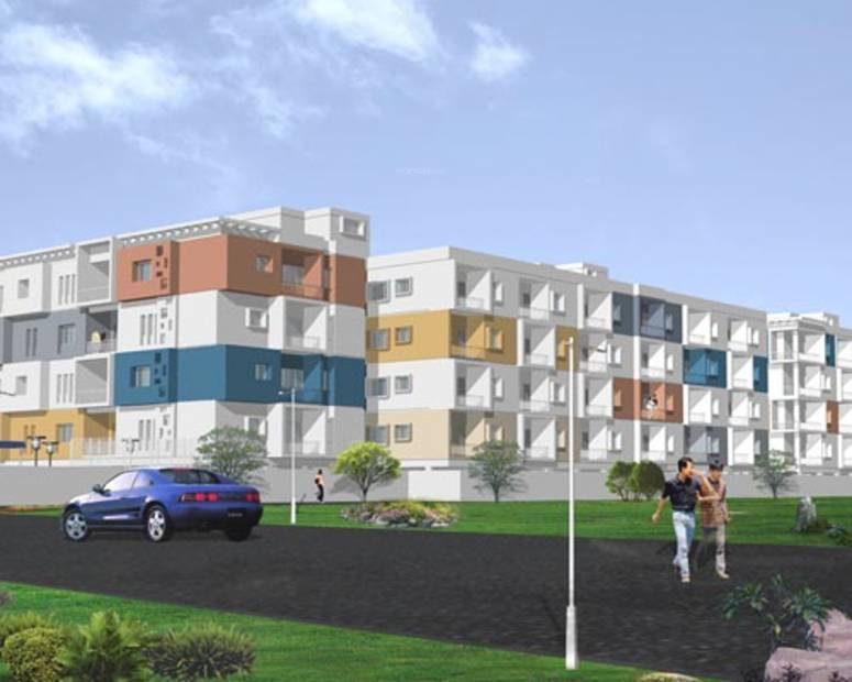 Images for Elevation of Bhuvana Diamond Hill