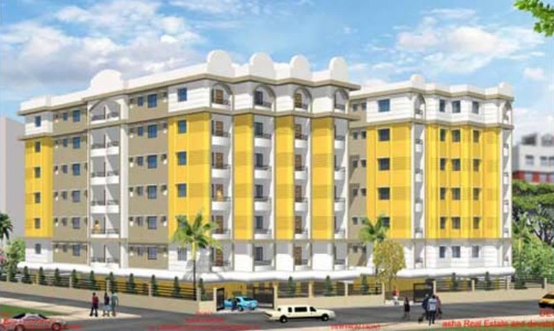 Images for Elevation of Ashim Infrastructure Asha Garden