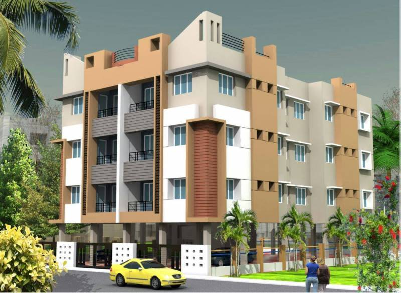 Images for Elevation of Swastik Realty Kolkata Vivekananda Residency