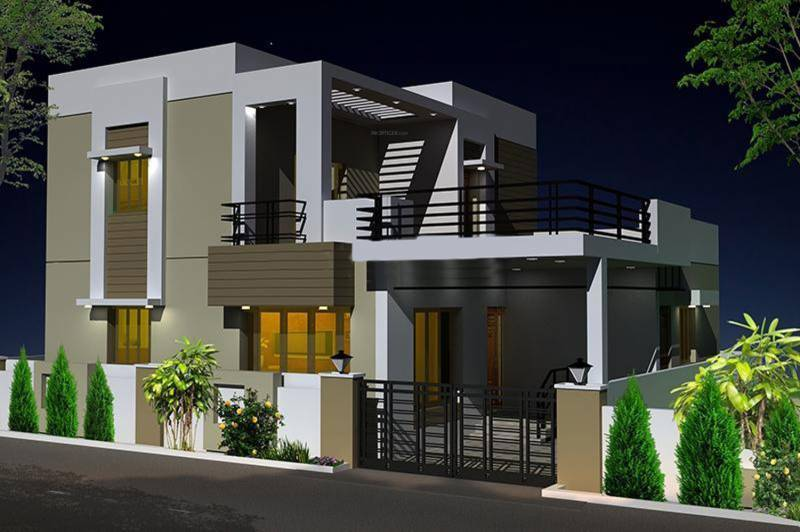 Images for Elevation of PMB Adithyaa Enclave