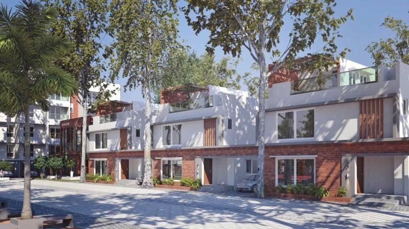 Images for Elevation of VA Ahuja Highlands Villas