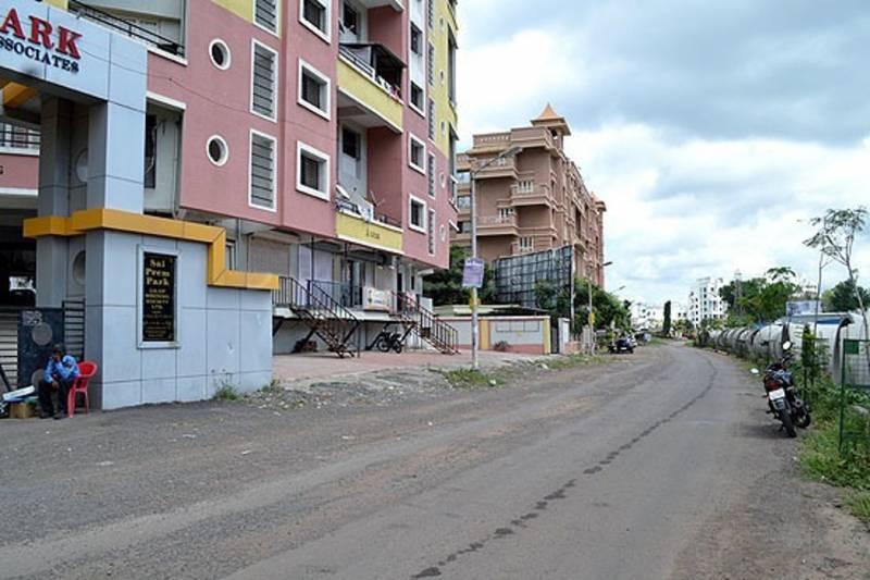 Images for Elevation of Wadhwani Constructions Sai Prem Park