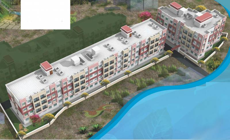 Images for Elevation of Shree Sai Vaishno Complex