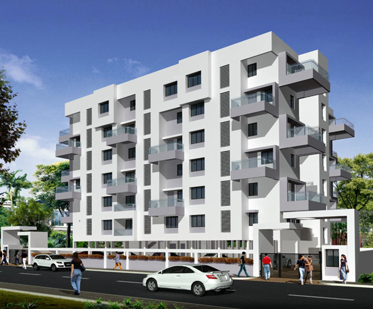 Maharshee Galaxy ApartmentsConstruction Updates