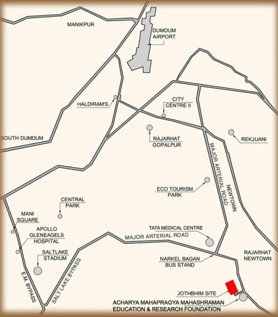 omni-tulsi Images for Location Plan of Omnitech Omni Tulsi