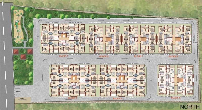 Images for Site Plan of Arboretum Magnolia