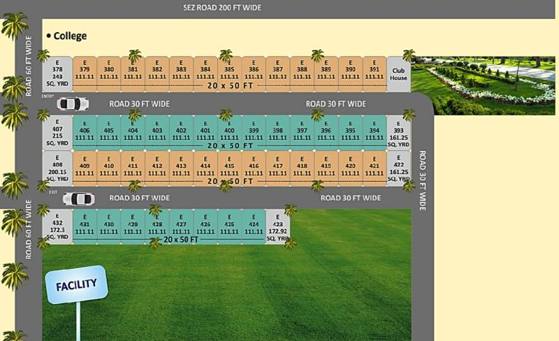 Images for Layout Plan of Pinkwall Villa 55