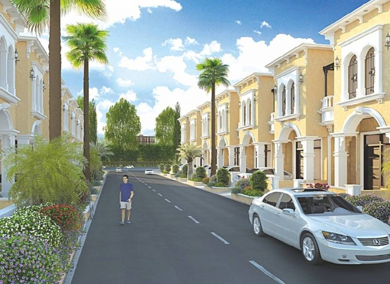 Images for Elevation of Pinkwall Villa 55