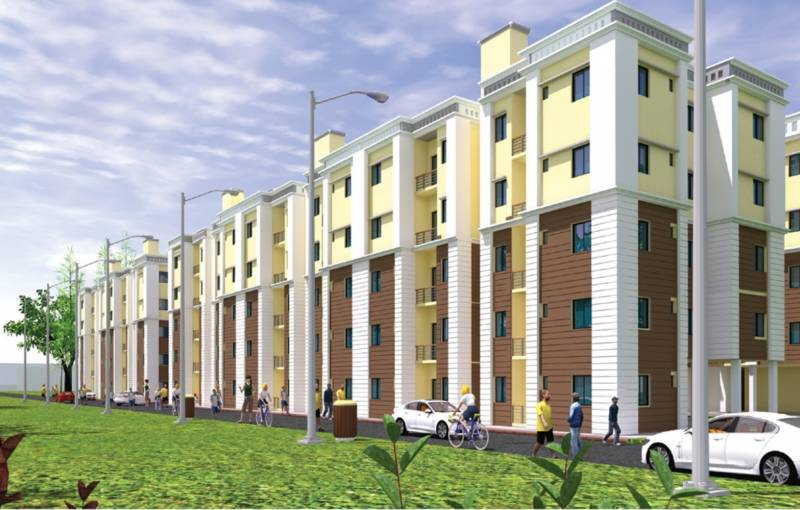 valley-housing-complex Images for Elevation of Golden Golden Valley Housing Complex