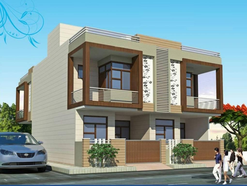 House design jaipur - House Design In Jaipur Skyline Builer And Developers Jaipur Sky Homes In Vaishali
