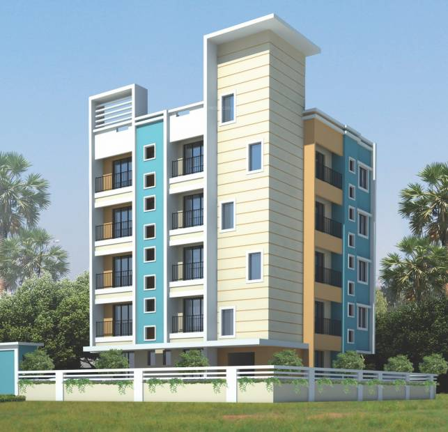 Images for Elevation of Shashwat Homes Yogeshwar Arcade
