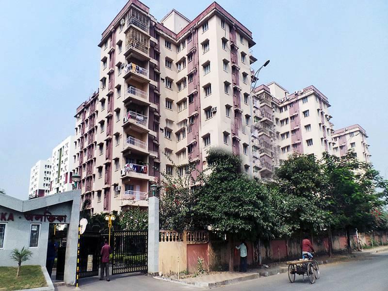 Images for Elevation of Bengal Peerless Housing Alaktika