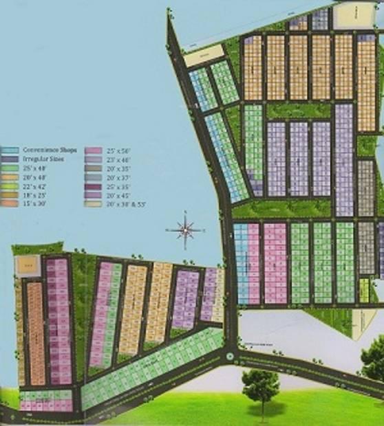 Images for Layout Plan of Tapti Infra Developers Tapti Vihar
