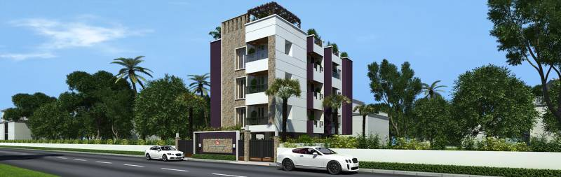 Images for Elevation of India Ananda Nivas
