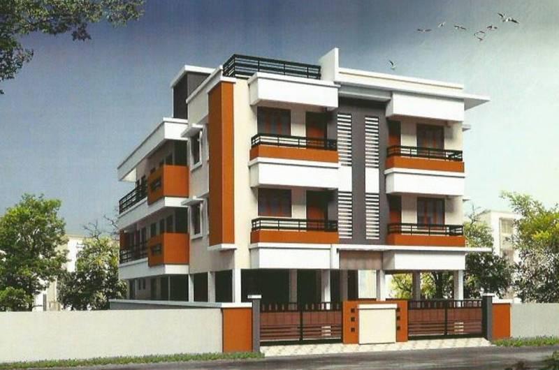 Images for Elevation of Bhagavathy Venkateshwara Apartment