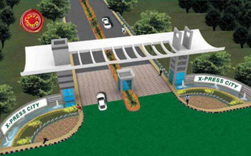 Images for Elevation of Mudra Express City