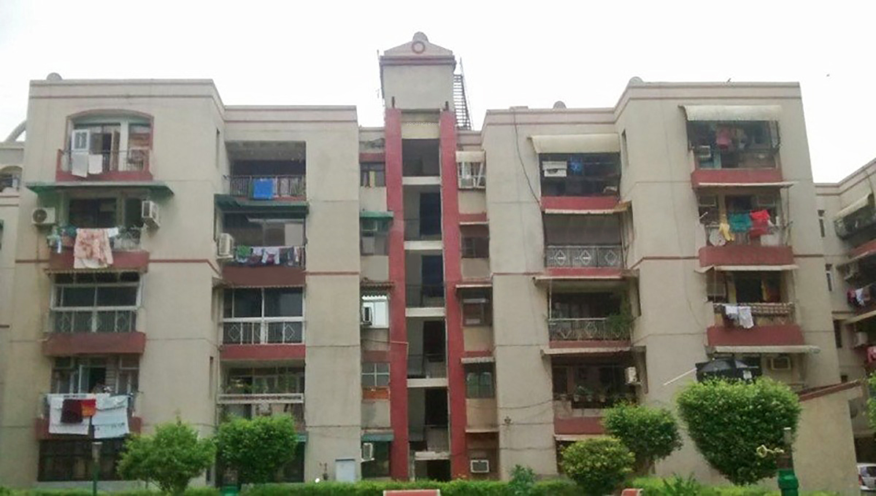 DDA Park View Apartments in Sector 12 Dwarka, Delhi - Price