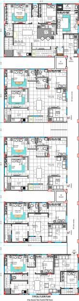 Images for Cluster Plan of KM Kohinoor STB Kohinoor Towers