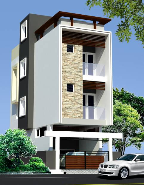 Images for Elevation of MGP Sri Homes