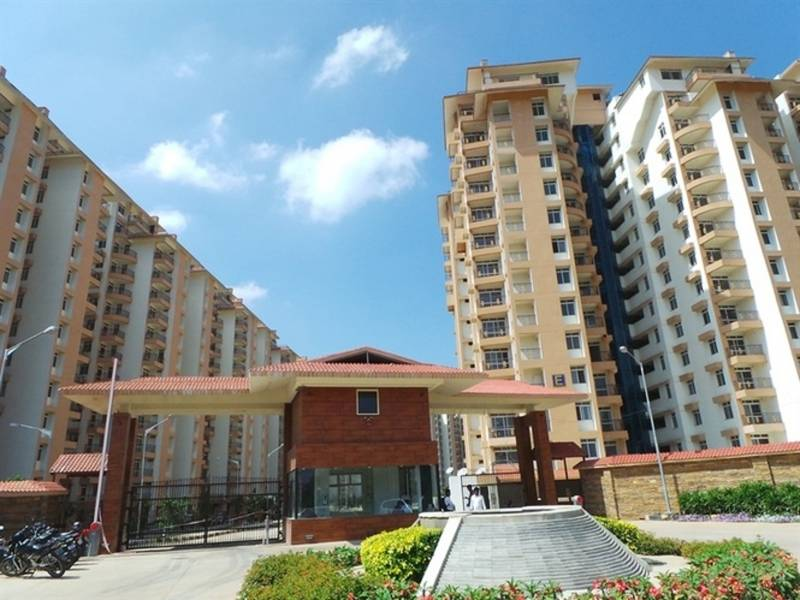 Images for Elevation of AWHO Delhi Sandeep Vihar